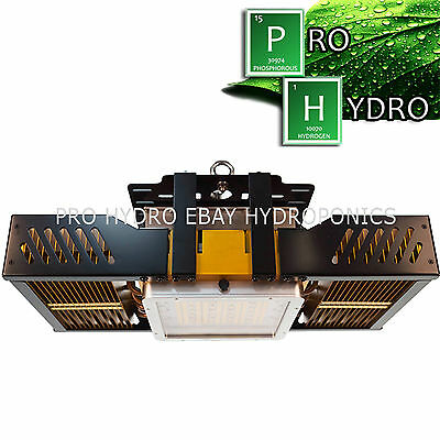 Spectrum King SK600 LED Pro Hydroponic 650W Veg & Bloom Grow Light