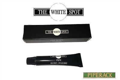 New Dunhill White Spot Pipe Bowl Polish 10g (Compatible with all Pipes)