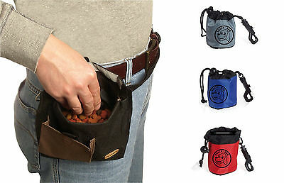 Snack Bag Trim Treat Leckerlibeutel Snackbeutel Leckerlitasche Futtertasche Hund