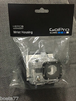 GENUINE OEM GoPro Hero3 Hero4 WRIST Housing - BRAND NEW