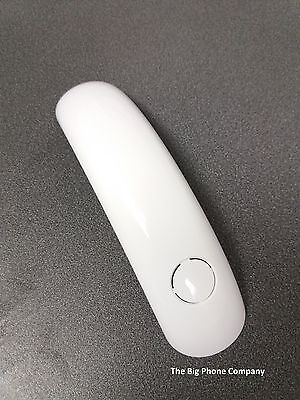 Binatone IDECT Eclipse Plus Replacement Handset/Phone Cover/Back -White