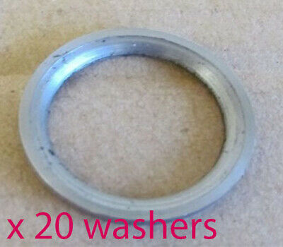 "20 x Chamfered Crank Washers for GX120 GX160 GX200 - 3/4"" (19.05mm)"