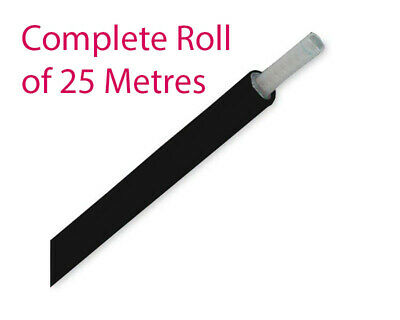 25 Metre Roll of Senzo Black Teflon Lined Outer Brake Cable Go Kart