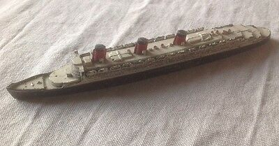 Dinky Toys Cunard White Star 534 Queen Mary Meccano Ship