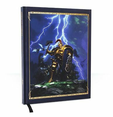 NEW - STORMCAST ETERNALS LIMITED EDITION BATTLETOME + CARDS - Age of Sigmar