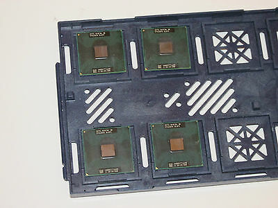 Joblot Of 4 Intel T6600 Socket P Processor Core2Duo 2.2/2Meg Cache/800 Fsb