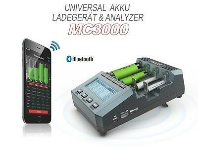 SkyRC MC3000 Professional Charger analysis for all battery-type