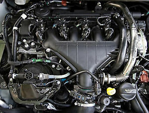 2006-2009 Ford Galaxy/s-Max Breaking Complete Azwa 2.0 Tdci Engine With Warranty
