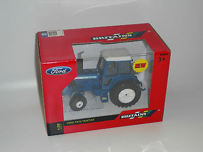 Britains 42839 Ford Tw10 Tractor 1:32 Scale New In Box Ex Display