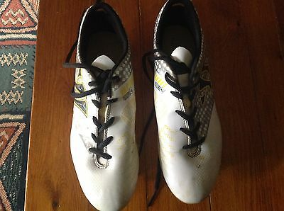 Warrior Rugby Boots Size 8 Adult