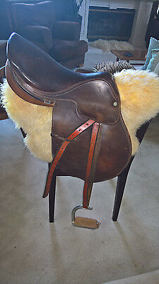 Crosby Prix Des Nation English Saddle riding helmet great conditions