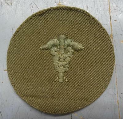 Ww1 - 1920 U.s. Army Medical Corps Specialty Sleeve Insignia / Patch #usp1934