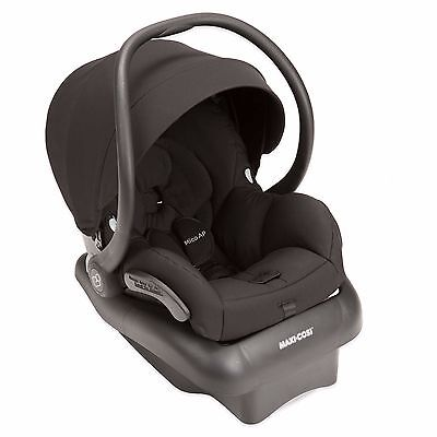 Maxi-Cosi® Mico AP Infant Car Seat in Devoted Black-- Premium Car Seat