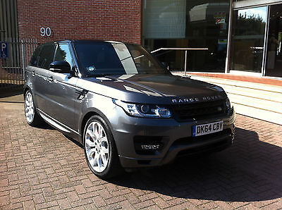 Lhd  Range Rover Sport Hse Dynamic Corris Grey - Immaculate Throughout.