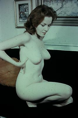 Original,risque......slide..' Busty Beauty  '....nude..# 300-45