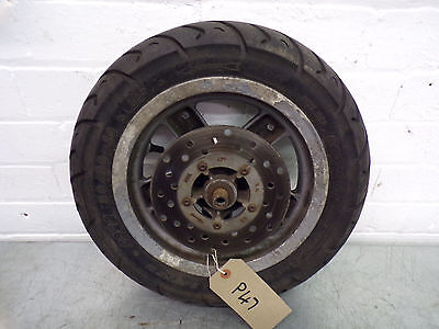 Piaggio Zip Front wheel tyre and brake disc FREE UK POSTAGE #P47