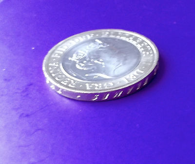 Great Fire Of London £2 Coin Minting Error