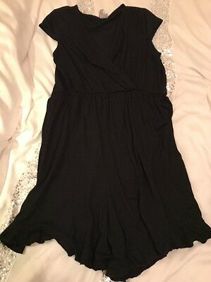 Maternity Play suit From ASOS size 10