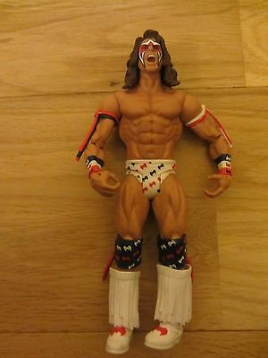 "Wwe Wwf Ultimate Warrior 7"" Wrestling Action Figure Rare 2011"