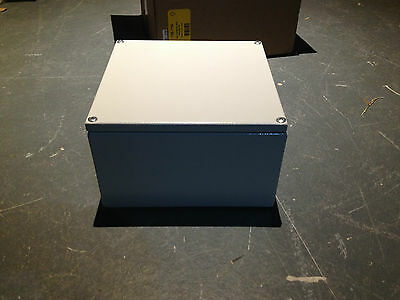 IP55 Electrical Junction Box - 300mm x 300mm x 120mm - Mild Steel -7587153 !!