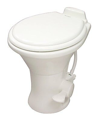 Dometic 310 Series Standard Height Toilet, White