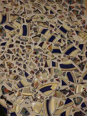 Broken Pottery/China /Ceramic For Mosaic Crafts