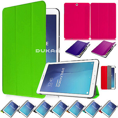 """Smart case Stand Cover Magnetic Fits Samsung Galaxy Tab E 9.6"""" SM-T560 SM-T561"""
