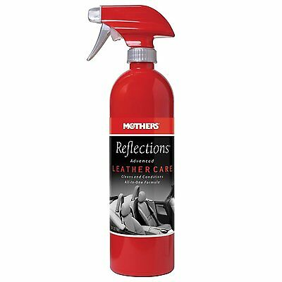 Mothers 10424 Reflections Leather Care, 24-Ounce