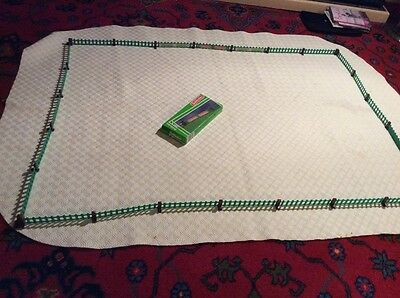 Subbuteo Pitch Fencing.