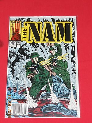 """THE 'NAM"" # 27 comic book RELEASED BY MARVEL COMICS"