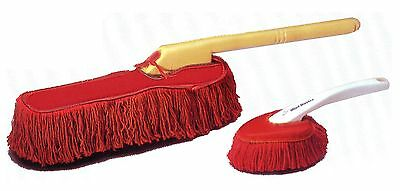 California Car Duster 62445 Detailing Kit with Plastic Handle