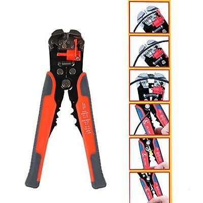 EchoAcc® Multi-functional Crimping and Wire Cable Stripper
