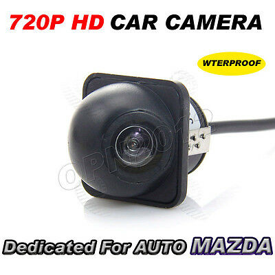 Car 720P CCD Reverse Back Off Rear View DVD Camera Night Vision For Auto Mazda