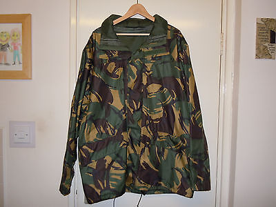 fishing camo jacket and trousers xxl fortex 5000 weather proof