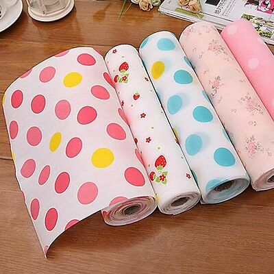 Anti Slip Moisture-proof Kitchen Liners NonSlip Drawer Cabinet Mat Pad Cute