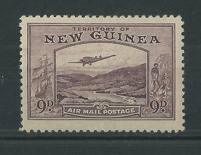 New Guinea 1939 9d Air Mail Postage SG220 Mint Cat£40
