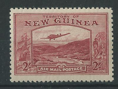 New Guinea 1939 2/- Air Mail Postage SG222 Mint Cat£85