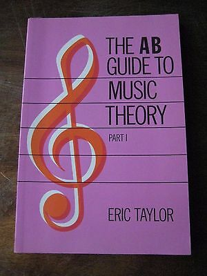 The AB guide to Music Theory part 1 -  UNUSED