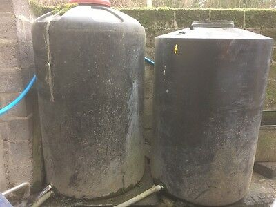Large Water Tank, water butt, ibc