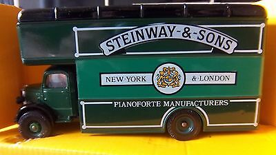 "Steinway - & - Sons ""PIANOFORTE MANUFACTURERS""  Bedford very Rare Model.!!"