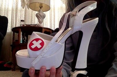 Ellie nurse shoes size 6