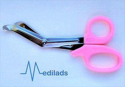 Multipurpose Utility Scissors Plaster shears First Aid Scissors Baby Pink