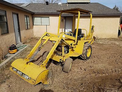 Terramite T5C ***low Hours*** - Loader/backhoe - Great Condition