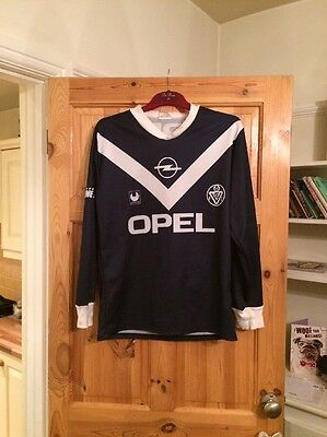 Bordeaux Vintage Football Shirt