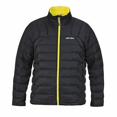 New Ski-Doo Packable Down Jacket Part# 4407490990 LARGE