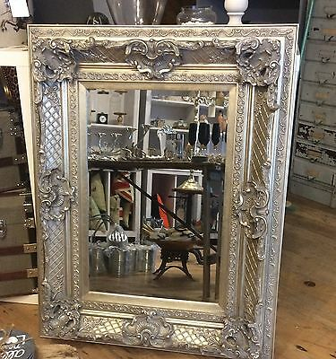 Large Gold Effect Mirror