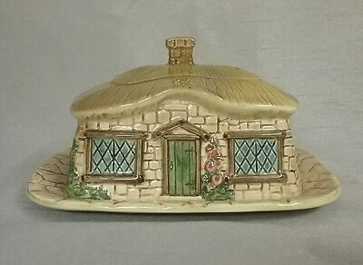 SylvaC Cottage Butter Dish # 4815