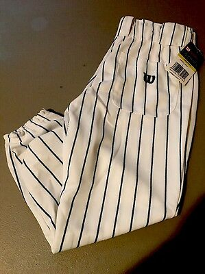 Wilson Youth Baseball Pants Size Large New With Tags