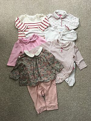 Baby Girls clothes bundle 3-6months
