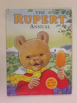 Rupert The Bear 2008 Annual - Very Good Condition